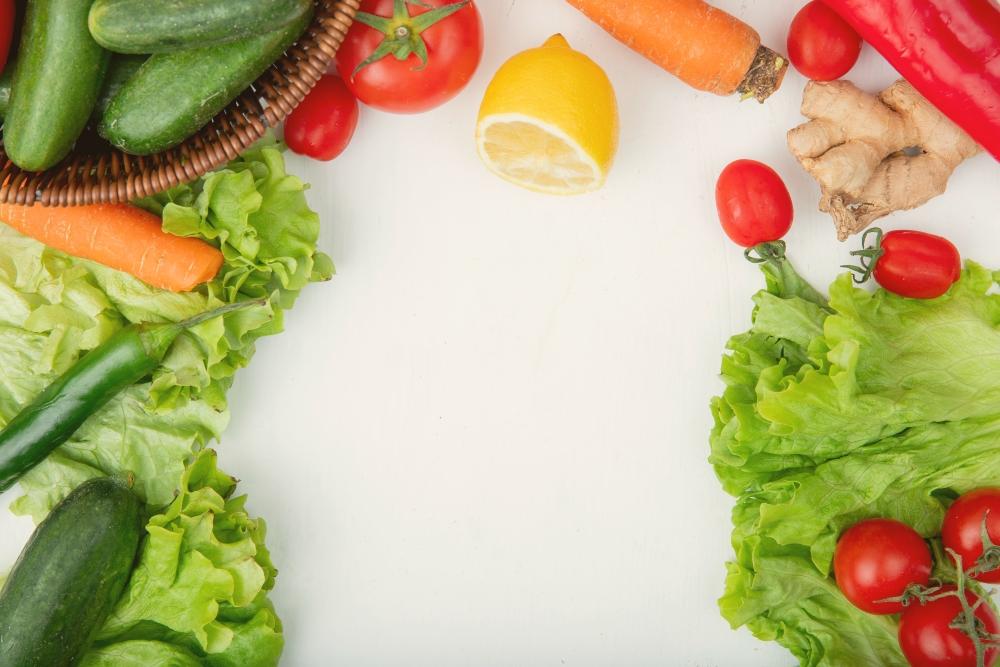 Jedz dużo warzyw